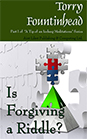 Is Forgiving a Riddle? Front Cover